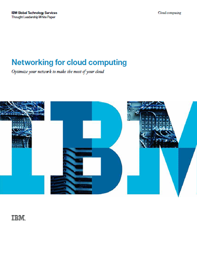 Networking for Cloud Computing