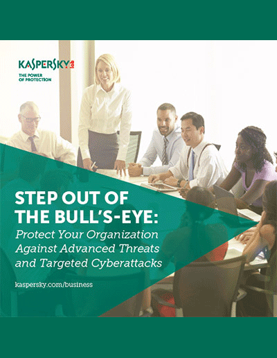 Step Out of the Bull's-Eye